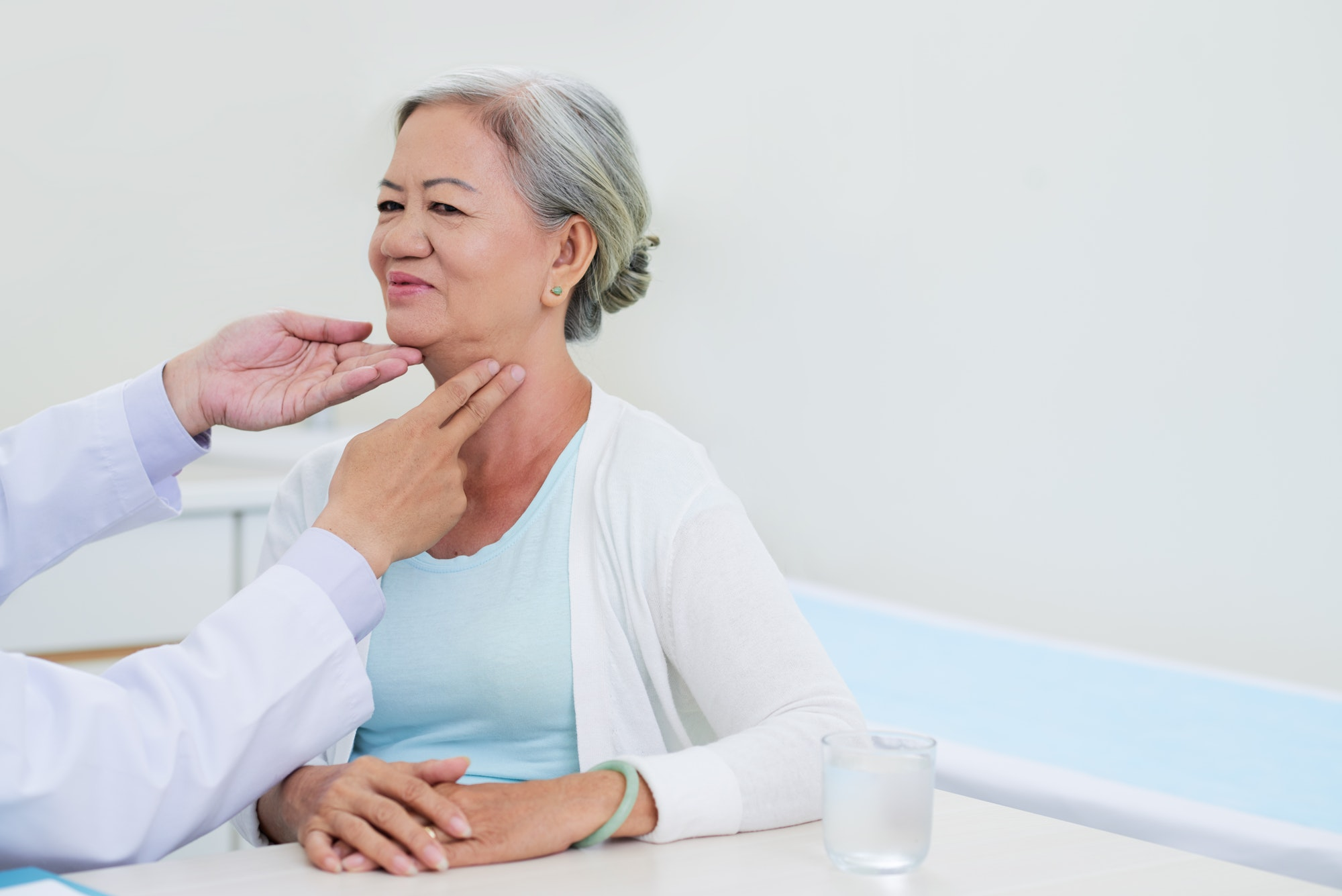 Thyroid check-up